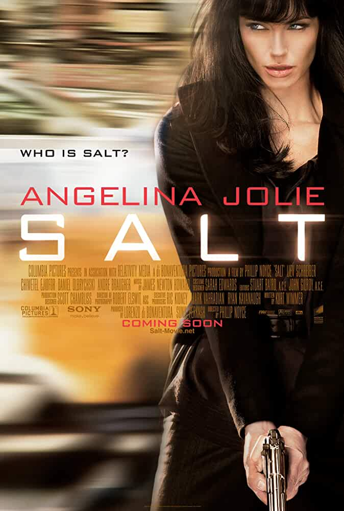 Salt 2010 Hindi Dubbed Dual Audio 480p BRRip full movie watch online freee download at movies365.org