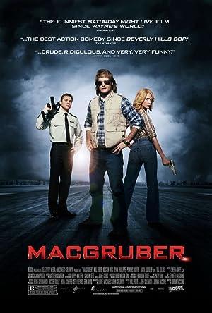 Poster MacGruber
