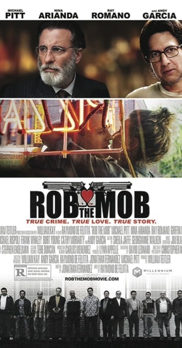 Apiplėšti mafiją / Rob the Mob (2014) Online