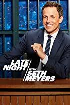 Image of Late Night with Seth Meyers: Andy Samberg/Emily VanCamp/Roy Wood Jr.