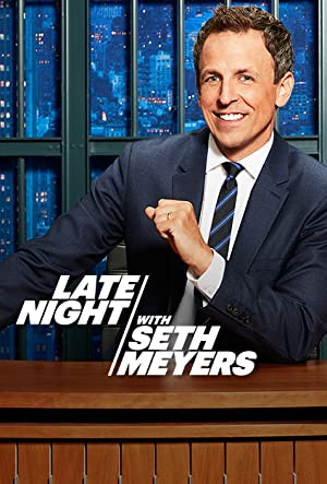 Late Night with Seth Meyers Season 6 Episode 81