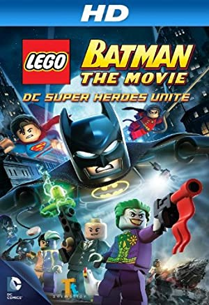 Poster Lego Batman: The Movie - DC Super Heroes Unite