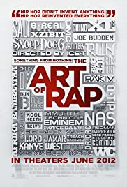 Something from Nothing: The Art of Rap (2012) Poster - Movie Forum, Cast, Reviews