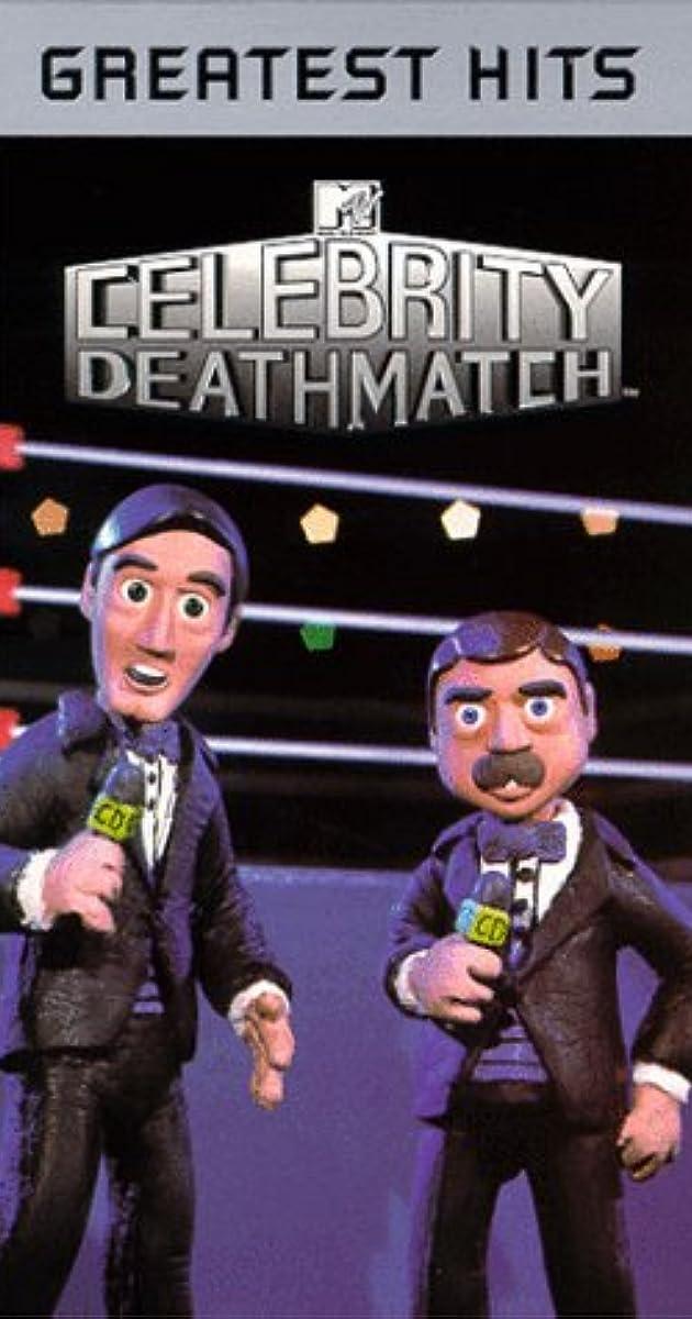 Celebrity deathmatch dvd details