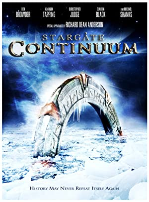 Stargate: Continuum poster