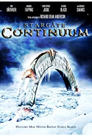 Stargate: Continuum (2008) Poster - Movie Forum, Cast, Reviews