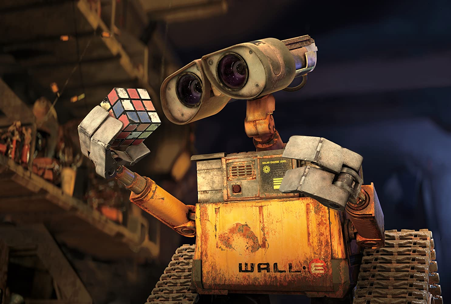 Wall-E Recensie
