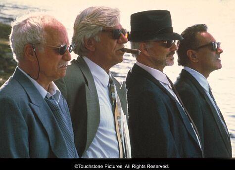Bobby, Tony, Joey & Mike