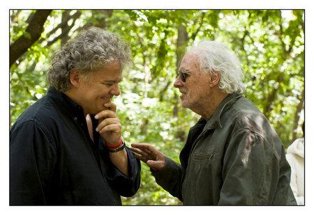 Bruce Dern and David Winning in Swamp Devil (2008)