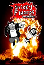 Primary image for Sticky Fingers: The Movie!
