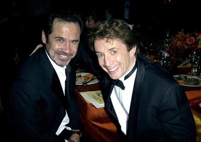 Martin Short and Dennis Miller