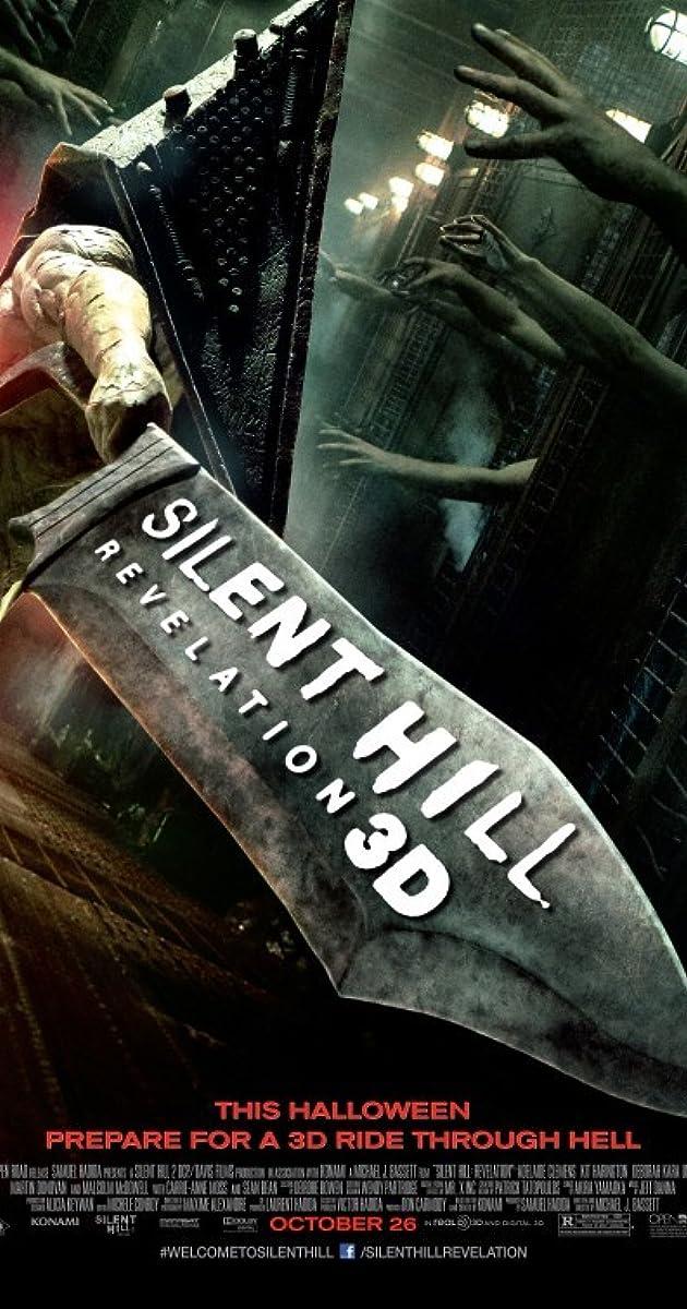 Tylioji kalva 2 / Silent Hill: Revelation (2012) Online