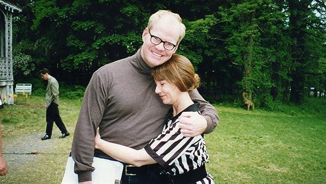 Laraine Newman and Jim Gaffigan