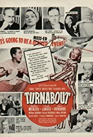 Turnabout (1940) Poster - Movie Forum, Cast, Reviews