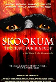Skookum: The Hunt for Bigfoot Poster