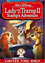 Lady and the Tramp II Scamp s Adventure(2001)