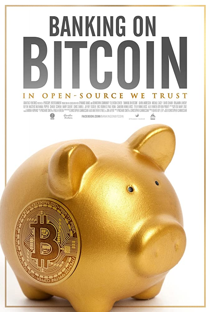 Banking on Bitcoin 2016 720p WEB-DL 300MB Movies