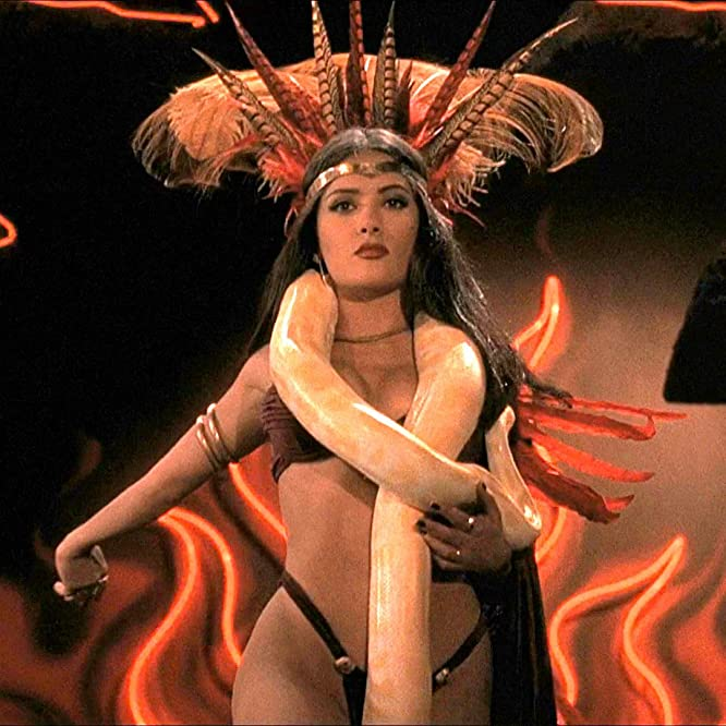 Salma Hayek in From Dusk Till Dawn (1996)