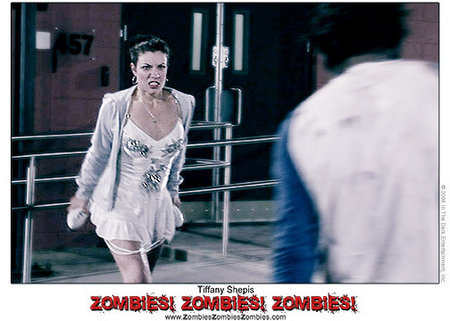 Tiffany Shepis in Zombies! Zombies! Zombies! (2008)