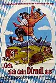 Love Bavarian Style Poster