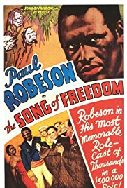 Song of Freedom (1936) Poster - Movie Forum, Cast, Reviews