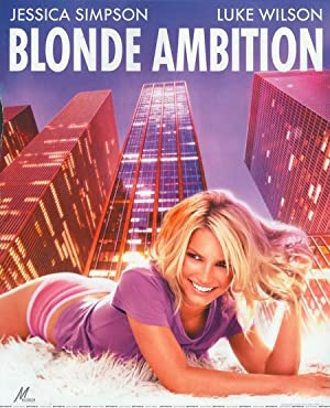 Blonde Ambition poster