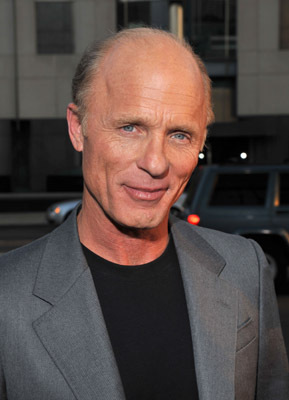 Ed Harris at an event for Appaloosa (2008)