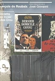 Le Rapace Poster