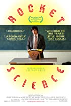 Rocket Science (2007) Poster