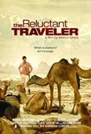 The Reluctant Traveler Poster