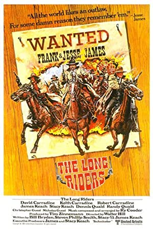 Poster Long Riders