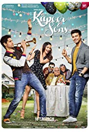 Watch Movie Kapoor and Sons (2016)