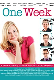 One Week Poster