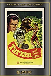 Tarzan and the Green Goddess (1938) Poster - Movie Forum, Cast, Reviews