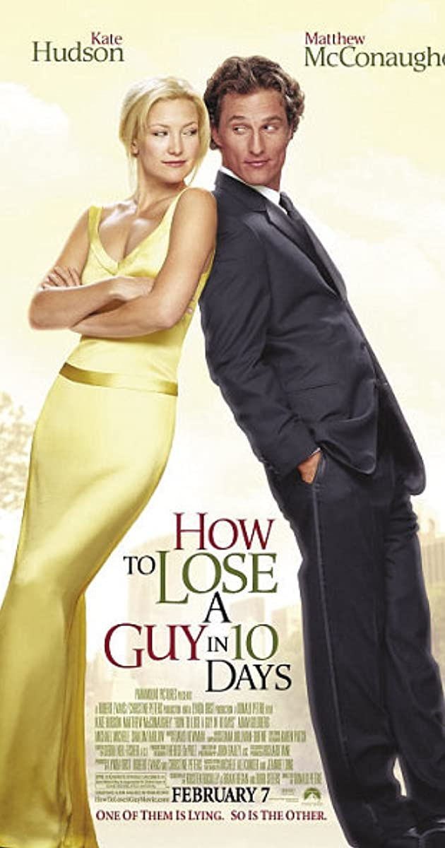 How to lose a guy in 10 days 2003 imdb ccuart Gallery