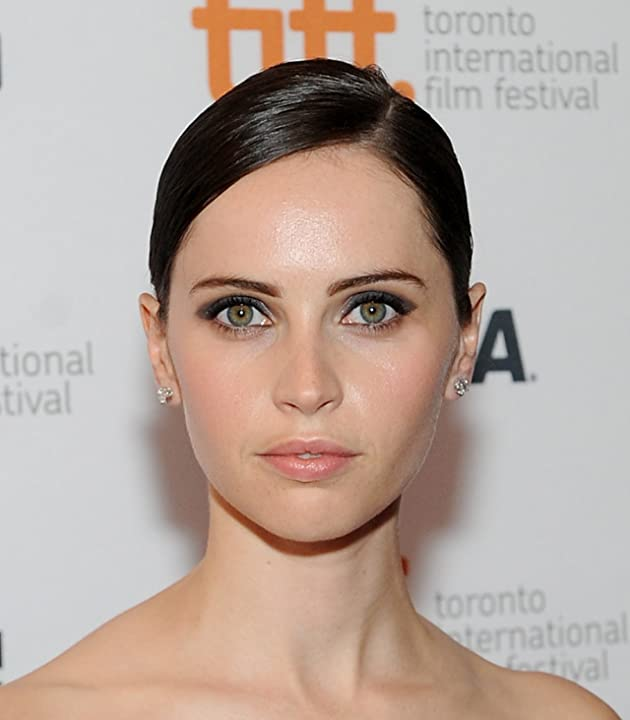 Felicity Jones at an event for The Invisible Woman (2013)