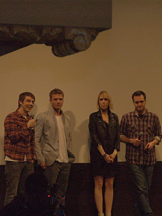 Ryan Phillippe, Will Forte, Kristen Wiig, and Jorma Taccone at MacGruber (2010)