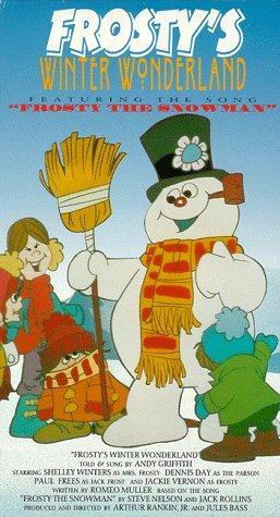 Frosty's Winter Wonderland poster
