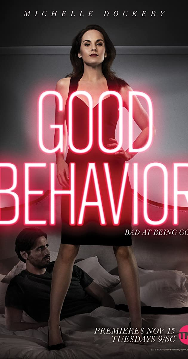 Image result for good behavior tnt