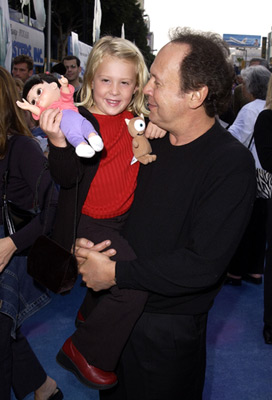 Billy Crystal and Mary Gibbs at Monsters, Inc. (2001)