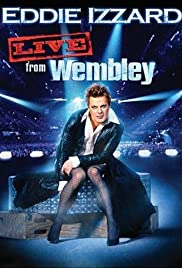 Eddie Izzard: Live from Wembley Poster