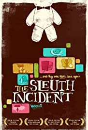 The Sleuth Incident Poster