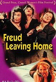 Freud flyttar hemifrån... Poster