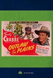 Outlaw of the Plains Poster
