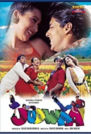 Judwaa (1997) Poster - Movie Forum, Cast, Reviews