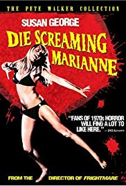 Die Screaming Marianne Poster