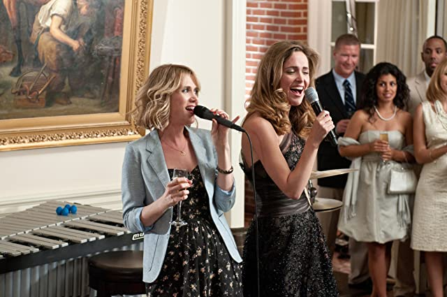 Rose Byrne and Kristen Wiig in Bridesmaids (2011)
