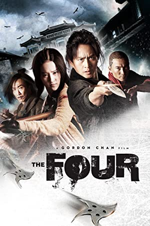 watch The Four full movie 720