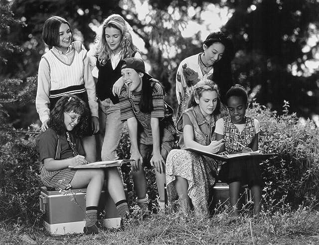 Rachael Leigh Cook, Schuyler Fisk, Bre Blair, Zelda Harris, Tricia Joe, Larisa Oleynik, and Stacy Linn Ramsower in The Baby-Sitters Club (1995)