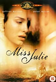 Miss Julie (1999) Poster - Movie Forum, Cast, Reviews